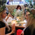создание цветочных украшений мастер-класс