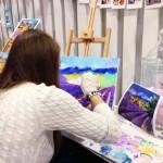 выездной мастер-класс живопись