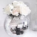 диско-шар своими руками, мозаичный шар