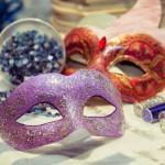 декорирование масок мастер-класс