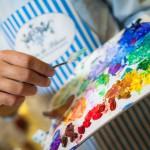 мастер-класс живопись мастихином