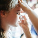мастер-класс по дневному макияжу на детском празднике
