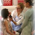мастер-класс по детскому визажу