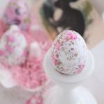 мастер-класс на праздник декупаж пасхальных яиц