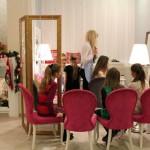детский мастер-класс по созданию модного образа