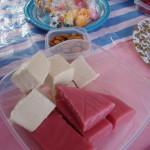 мастер-класс по лепке из марципана