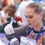 новогодний мастер-класс роспись ёлочного шара