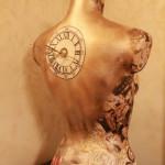 мастер-класс по созданию арт-объекта декор манекена