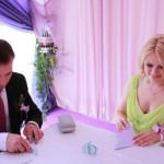 выездной мастер-класс оригами на свадьбу