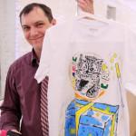 роспись футболки выездной мастер-класс