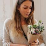 флористический мастер-класс, создание букета