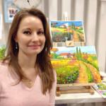 мастер-класс живопись пейзаж