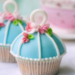 cupcake, декор капкейков, декор маффинов
