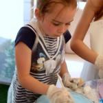 детский мастер-класс часы своими руками