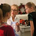 детский мастер-класс по визажу