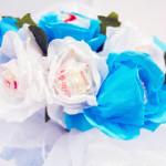 мастер-класс букет из конфет, сладкий букет