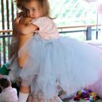 мастер-класс юбка-пачка для малышки