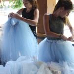 выездной мастер-класс юбка-пачка своими руками