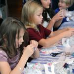 творческий мастер-класс для детей на праздник