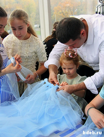 Мастер класс по пошиву юбки Туту