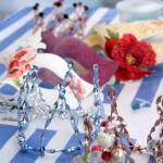 мастер-класс создание короны из проволоки и бусин