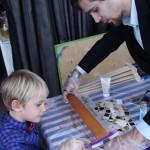 мастер-класс для мальчиков на праздник
