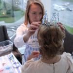 детский мастер-класс короны из проволоки