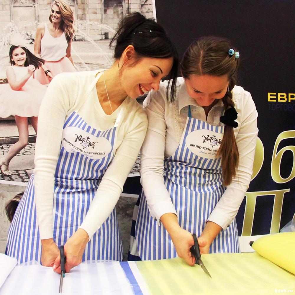 юбка балетная своими руками мастер-класс в ТРЦ Европейский