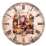 мастер-класс создание настенных часов