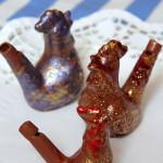 роспись керамических игрушек мастер-класс