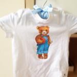 детский выездной мастер-класс роспись футболки