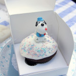 детский мастер-класс декор кап-кейков