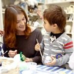 новогодний мастер-класс для ребенка
