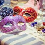мастер-класс декорирование маски