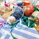 роспись ёлочных шаров мастер-класс на праздник