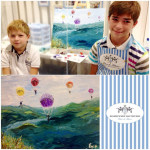детский мастер-класс живопись