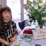 выездной мастер-класс по флористике для детей