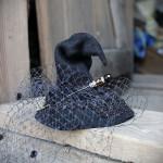 мастер-класс декор шляпы