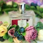 цветочные украшения для L`Occitane
